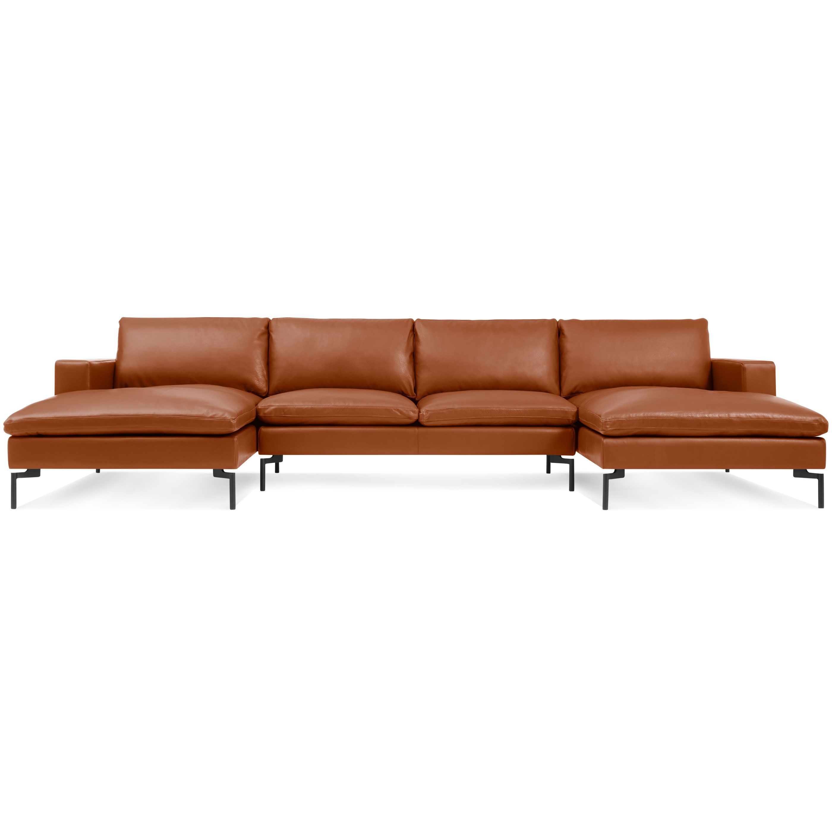 New Standard U Shaped Sectional Sofa Toffee Leather U Shaped Sectional Sofa Leather Sectional U Shaped Sectional