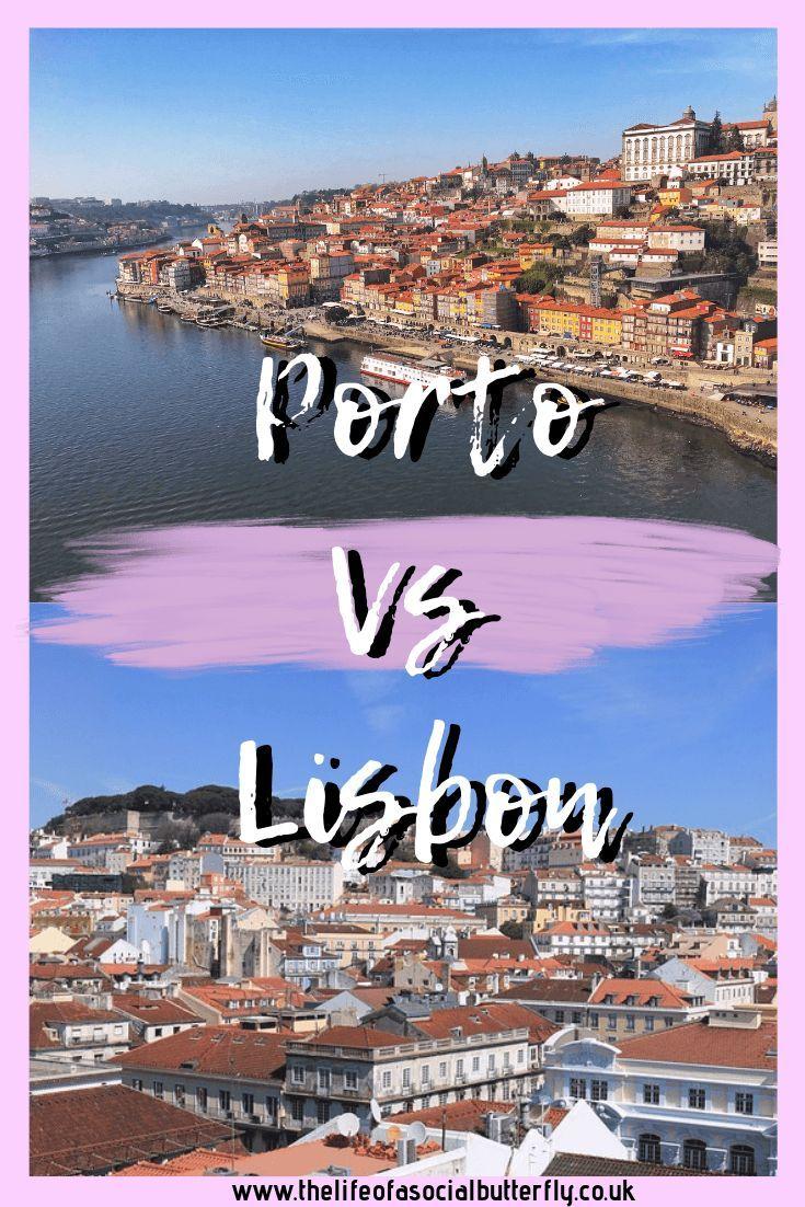 Porto Vs Lissabon