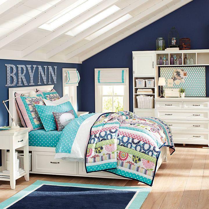 Hampton Storage Bed Girls bedroom furniture, Room