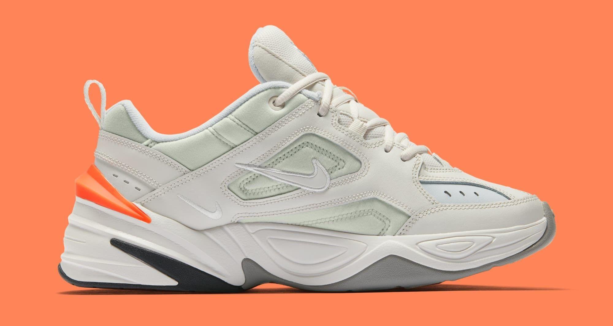 timeless design 12c55 cfdbd Nike M2K Tekno PhantomOil GreyMatte Silver AV4789 001 Release Date