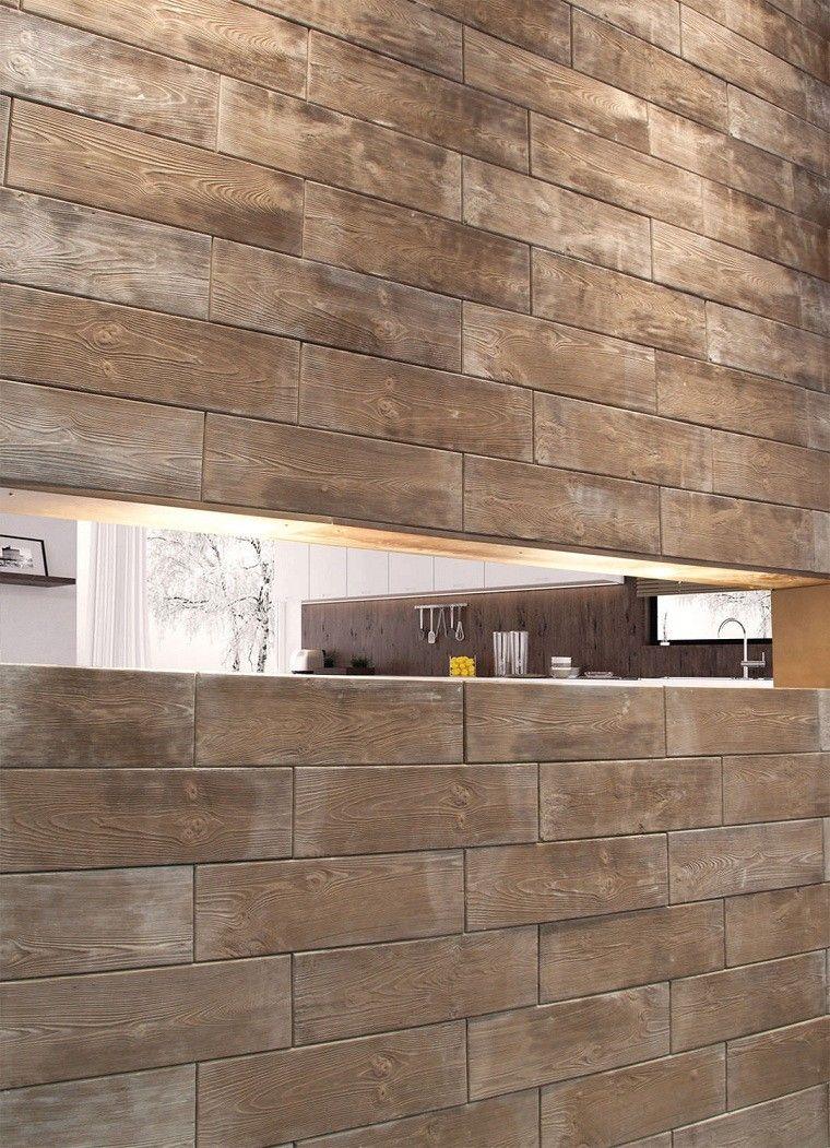 Revestimiento de paredes interiores creatividad y estilo Panel