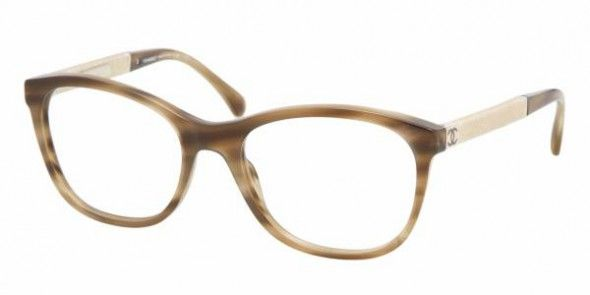 b6f2d2ef1 Chanel CH3199 1101 BROWN HORN Chanel Frames | FREE Prescription Lenses |  Worldwide Delivery