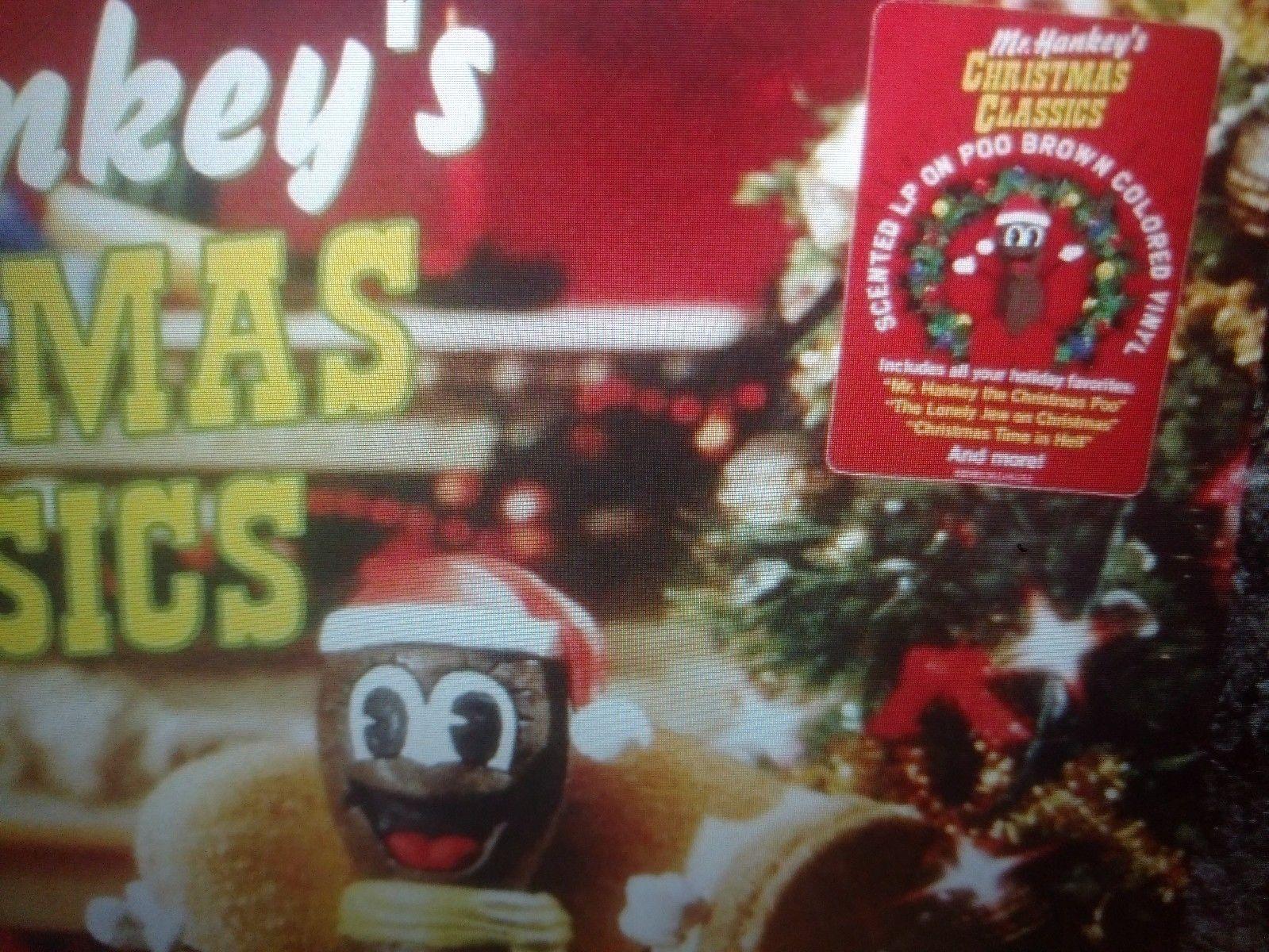 South Park Mr. Hankey\'s Christmas Classics Poo Vinyl RSD Black ...