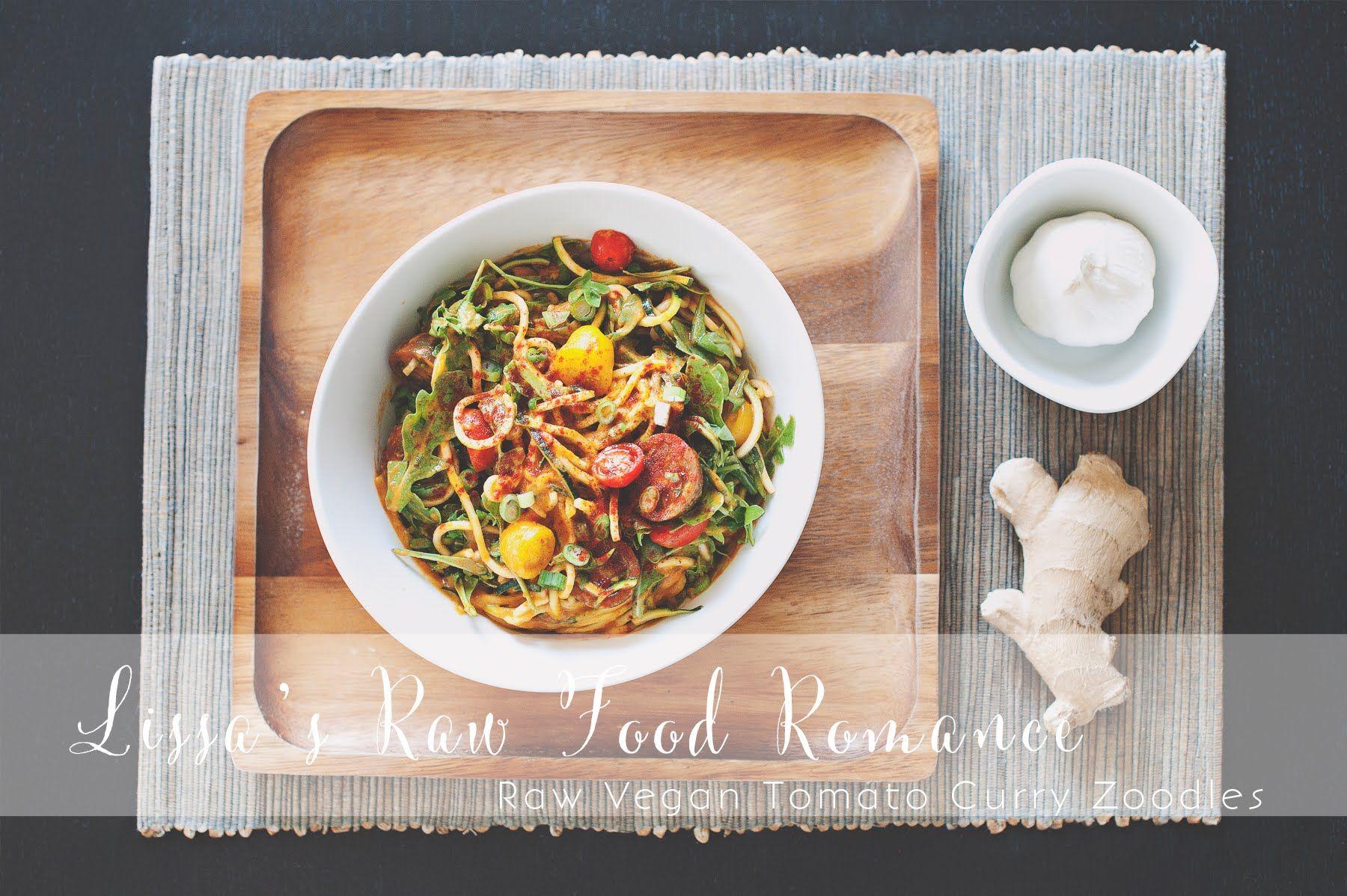 Recipe raw vegan fruitarian tomato curry zoodle salad raw salads recipe raw vegan fruitarian tomato curry zoodle salad forumfinder Choice Image