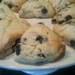 blubery scone