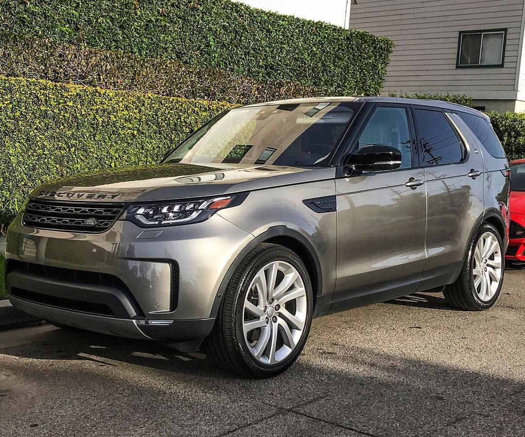 2018 land rover discovery on instagram