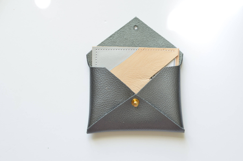 Quadratische Metall Visitenkartenhalter Sowie Platz Business
