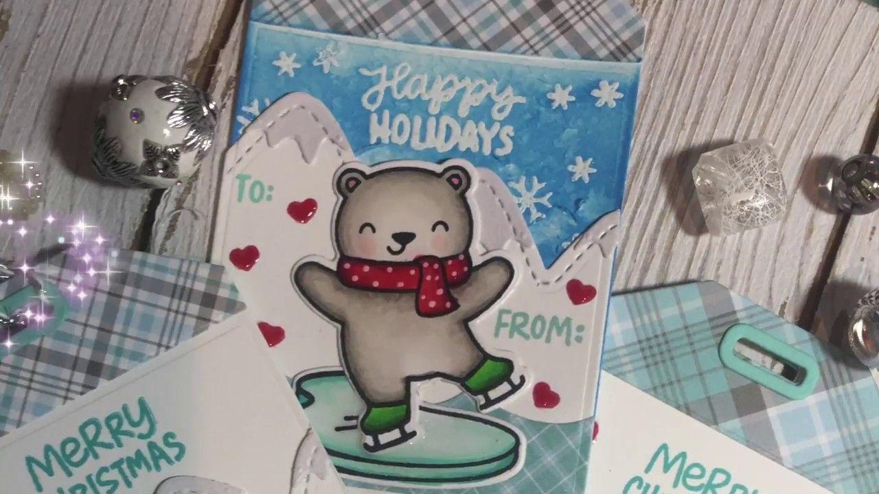 Beary christmas gift tags christmas gift tags gift tags