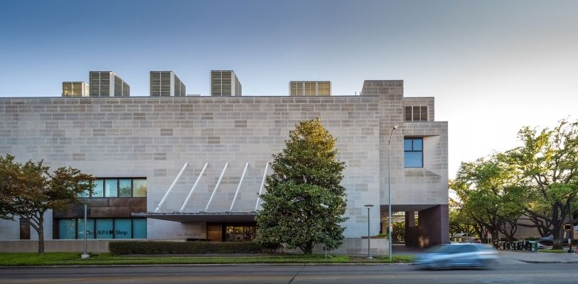 Mfah Museum Of Fine Arts Houston Audrey Jones Beck Building 2000 Rafael Moneo Fine Art Museum Of Fine Arts Museum