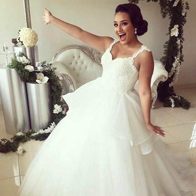 Custom Plus Size Wedding Dresses | Wedding dress, Weddings and Wedding