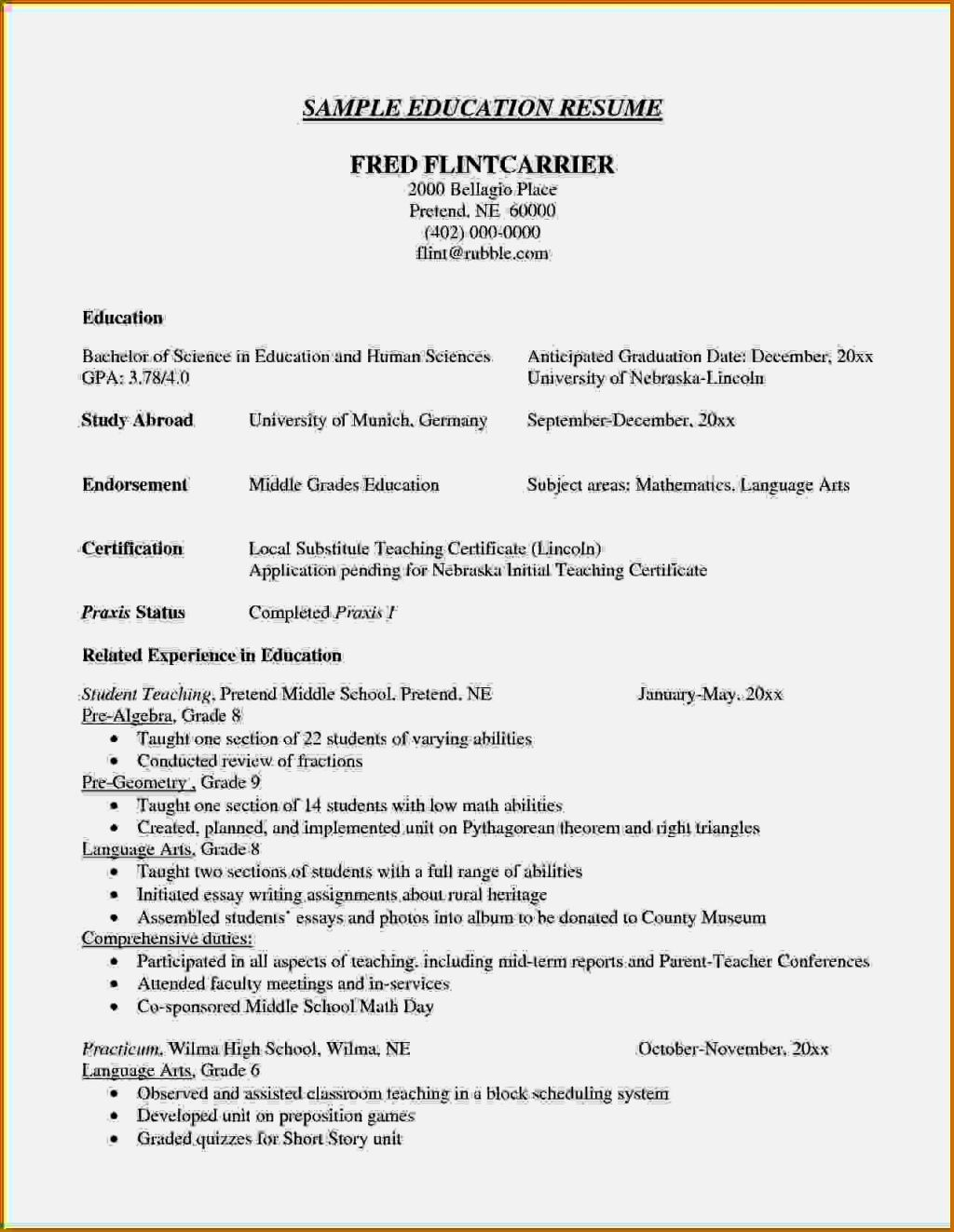 creating the perfect resume and cover letter resume