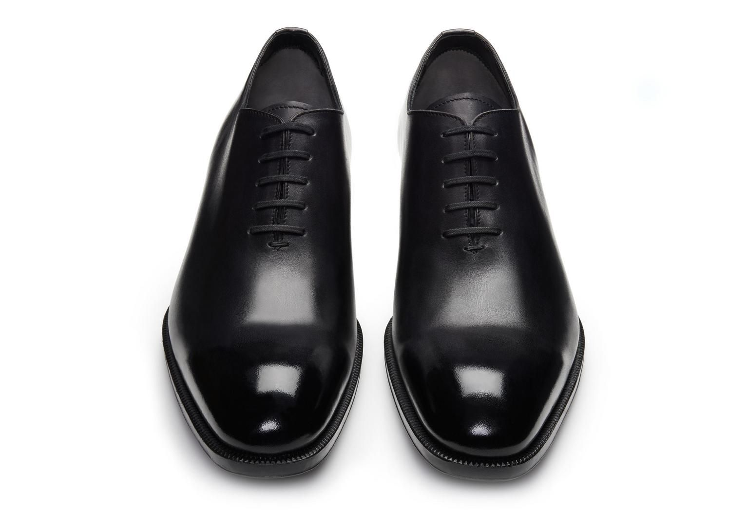 58cda2c8 Tom Ford.Tom Ford Men's Shoes. EDWARD LEATHER LACE-UP ...