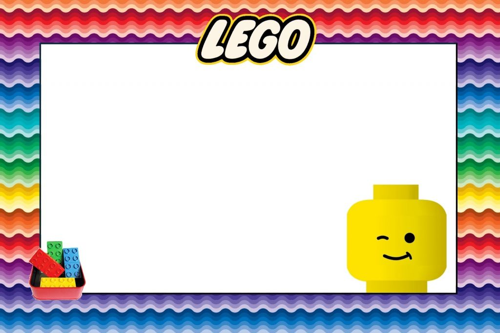 image relating to Lego Birthday Invitations Printable named Recommendations in the direction of Acquire Lego Birthday Invites Designs Invites