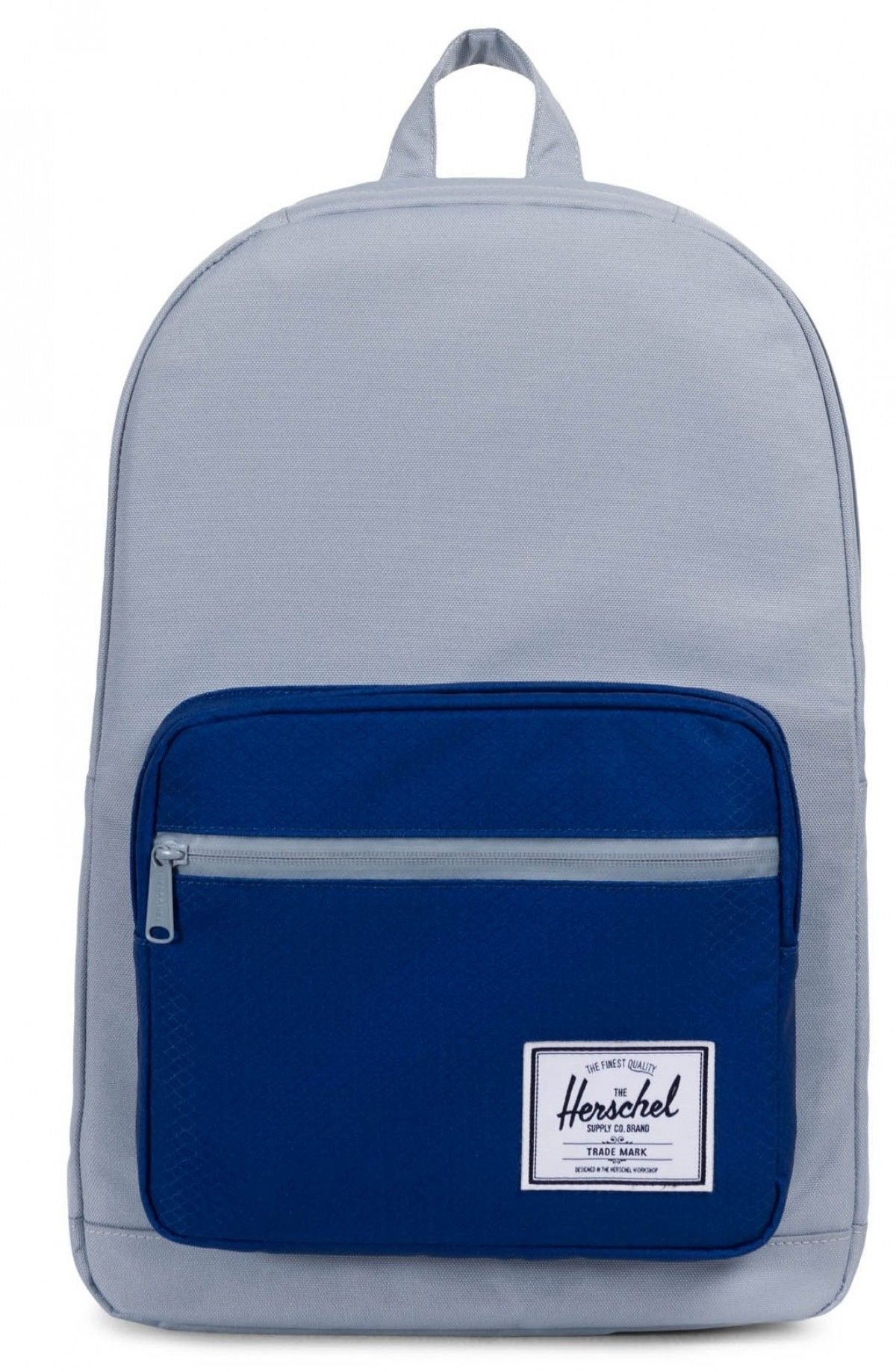 861d6b22921 Herschel Pop Quiz Backpack 600D Poly Quarry/Blueprint | Herschel ...