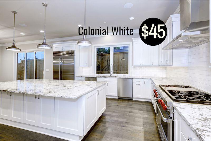 beautiful colonial white quartz phoenixquartz quartz kitchen rh pinterest com