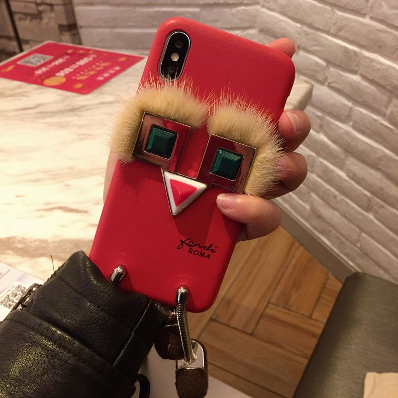 coque iphone 8 plus fendi