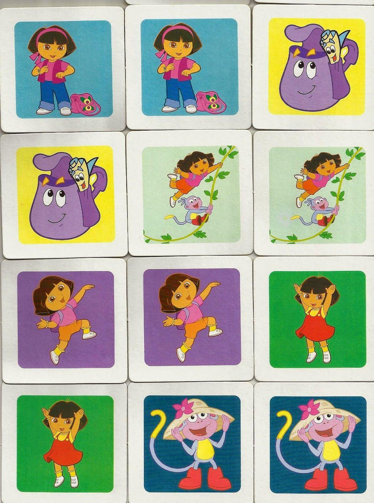 Atividades Para Colorir Infantil 10 Jogos Da Memoria Educativos
