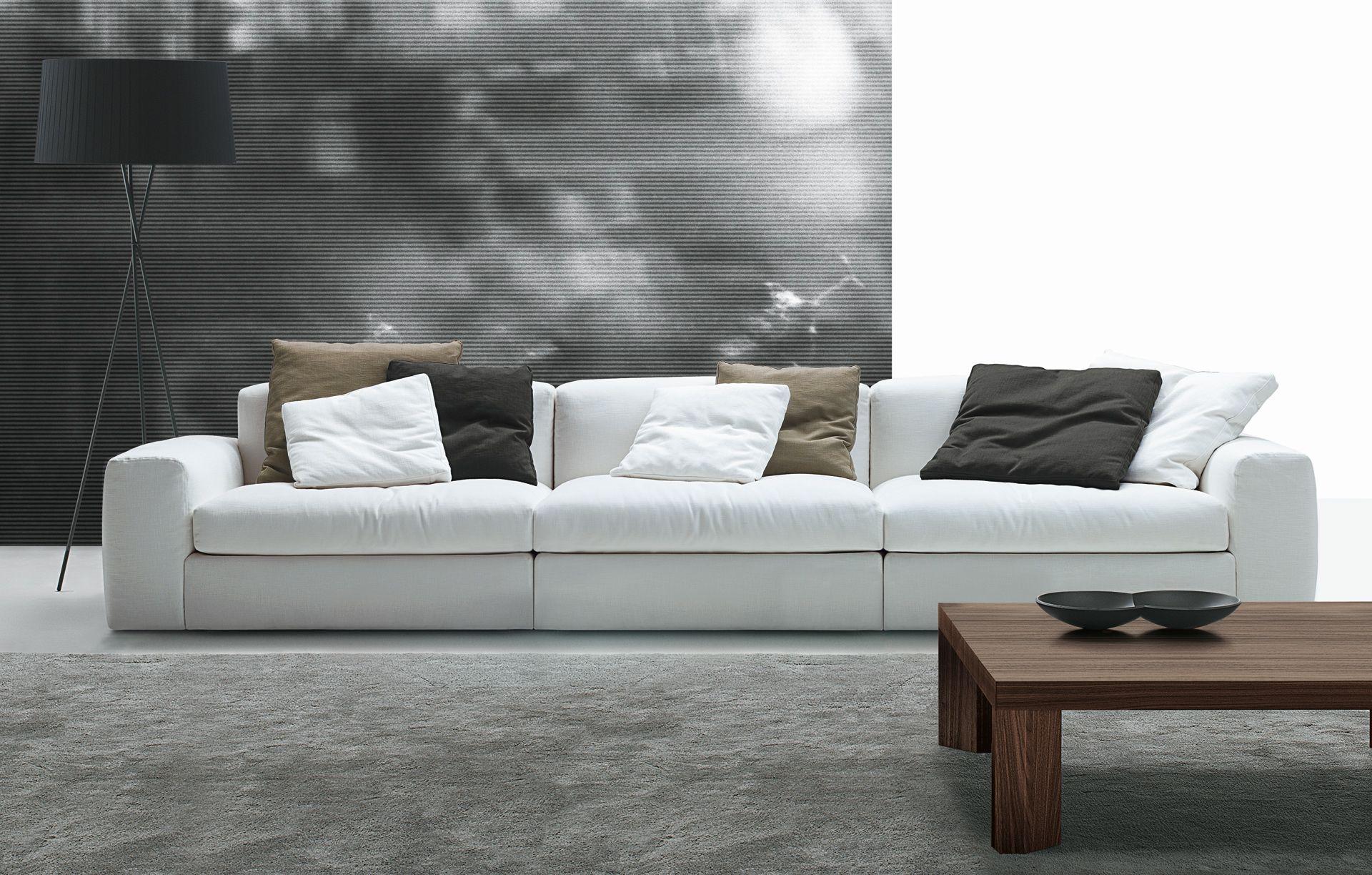 Great Vier Oder Mehrsitzer Sofas: Sofa Dune Von Poliform Awesome Design
