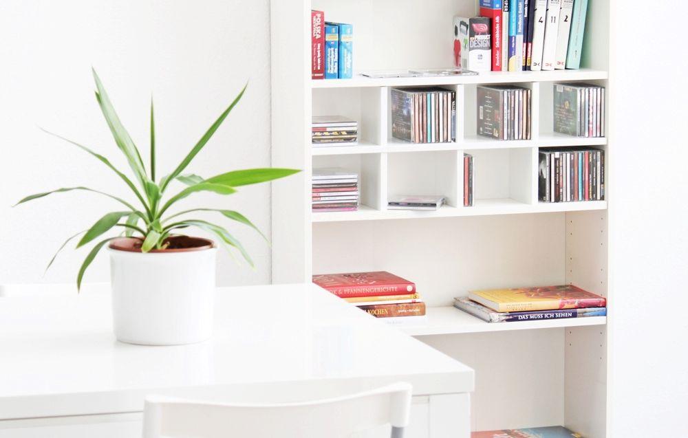 billy regal von ikea mit cd king 80 regaleinsatz f r cds von new swedish design billy regal. Black Bedroom Furniture Sets. Home Design Ideas