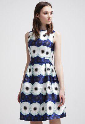 Chi Chi London - Vapaa-ajan mekko - blue flower