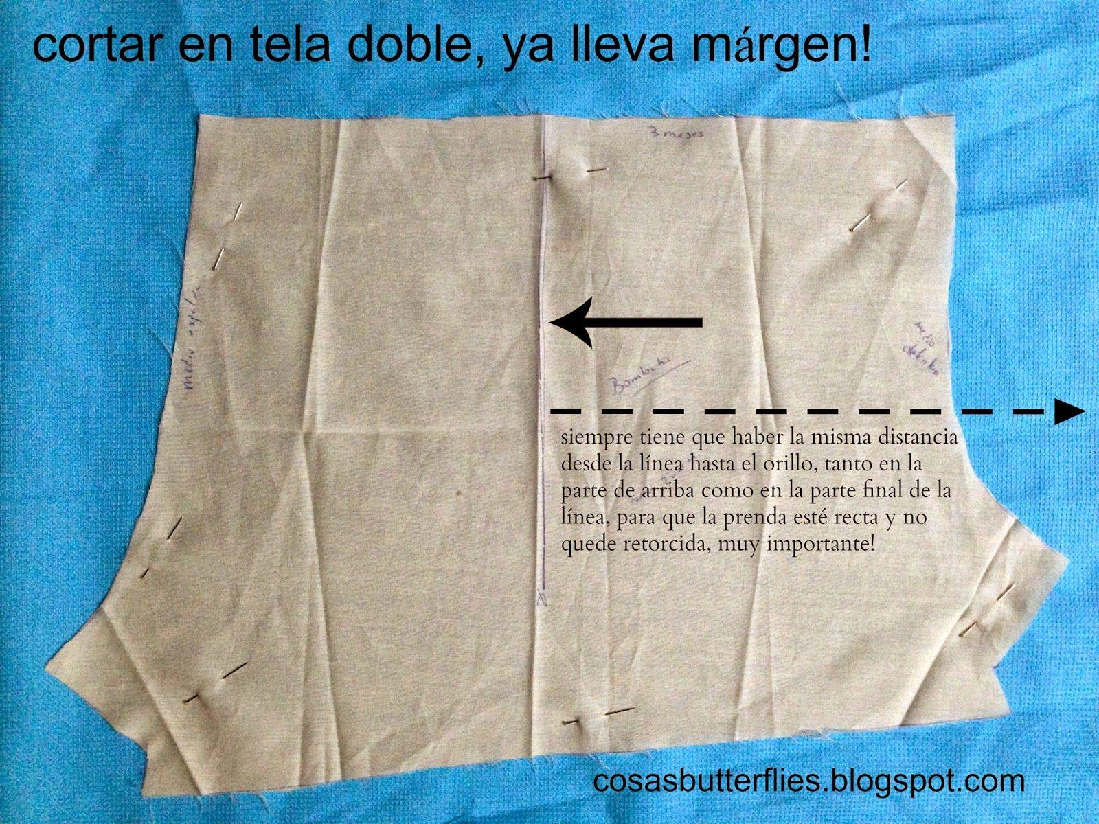 DIY Tutorial y Patrón (gratis) Pantalón bebé bombacho 3-20 meses ...