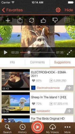 Download McTube for YouTube App In IPA For Apple Free For