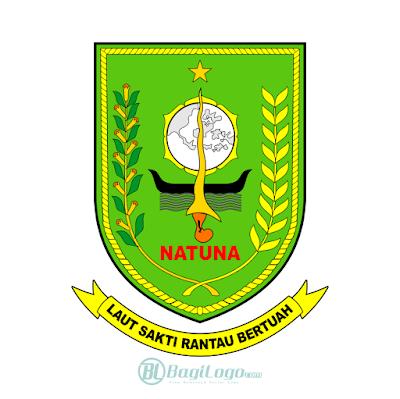 Kabupaten Natuna Logo Vector Di 2020 Kalimantan Hewan Vietnam