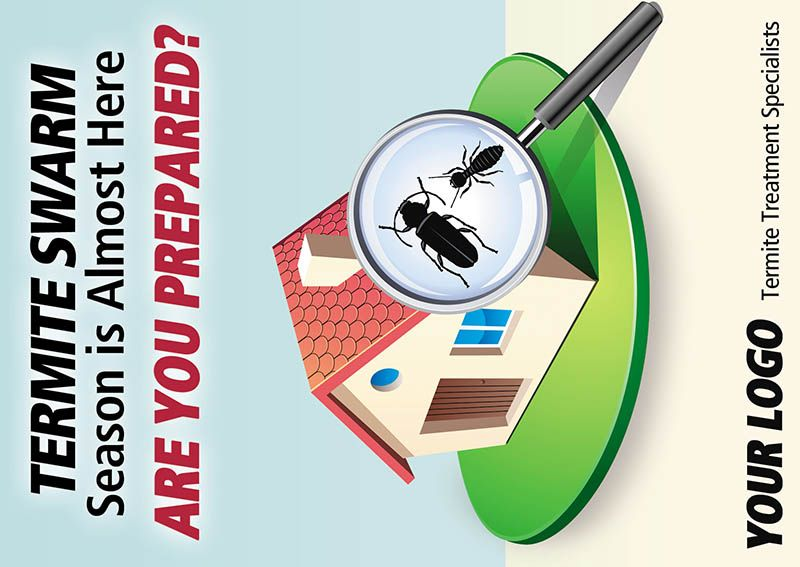 Check Out This Pest Control Direct Mail Postcard Idea Direct Mail Postcards Pest Control Postcard