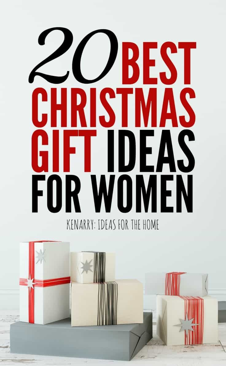 this holiday gift guide for women features 20 of the best christmas present ideas for under 50 each