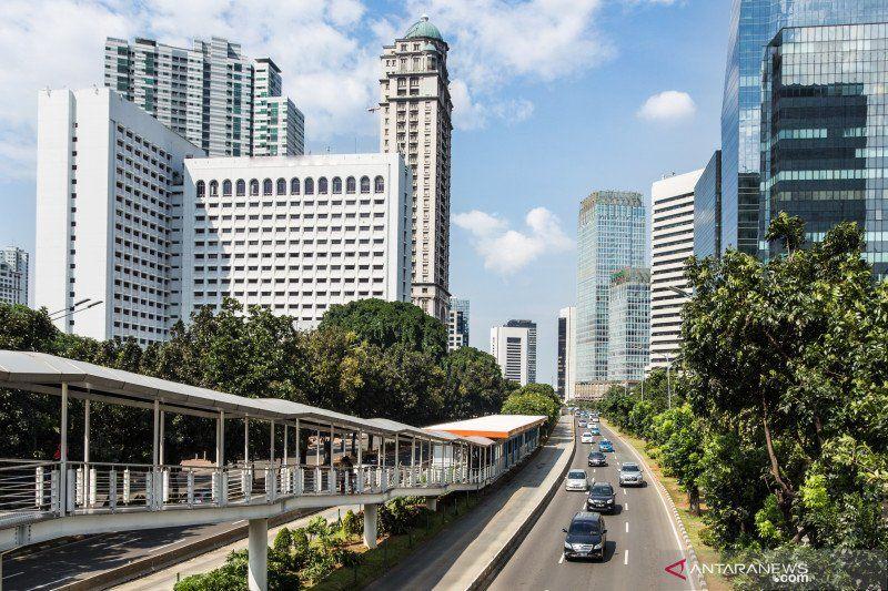 Jakarta Diperkirakan Cerah Sepanjang Hari di Akhir Pekan