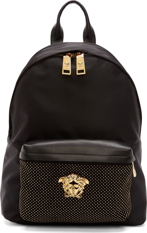 Versace medusa backpack 139500 bags bags designer