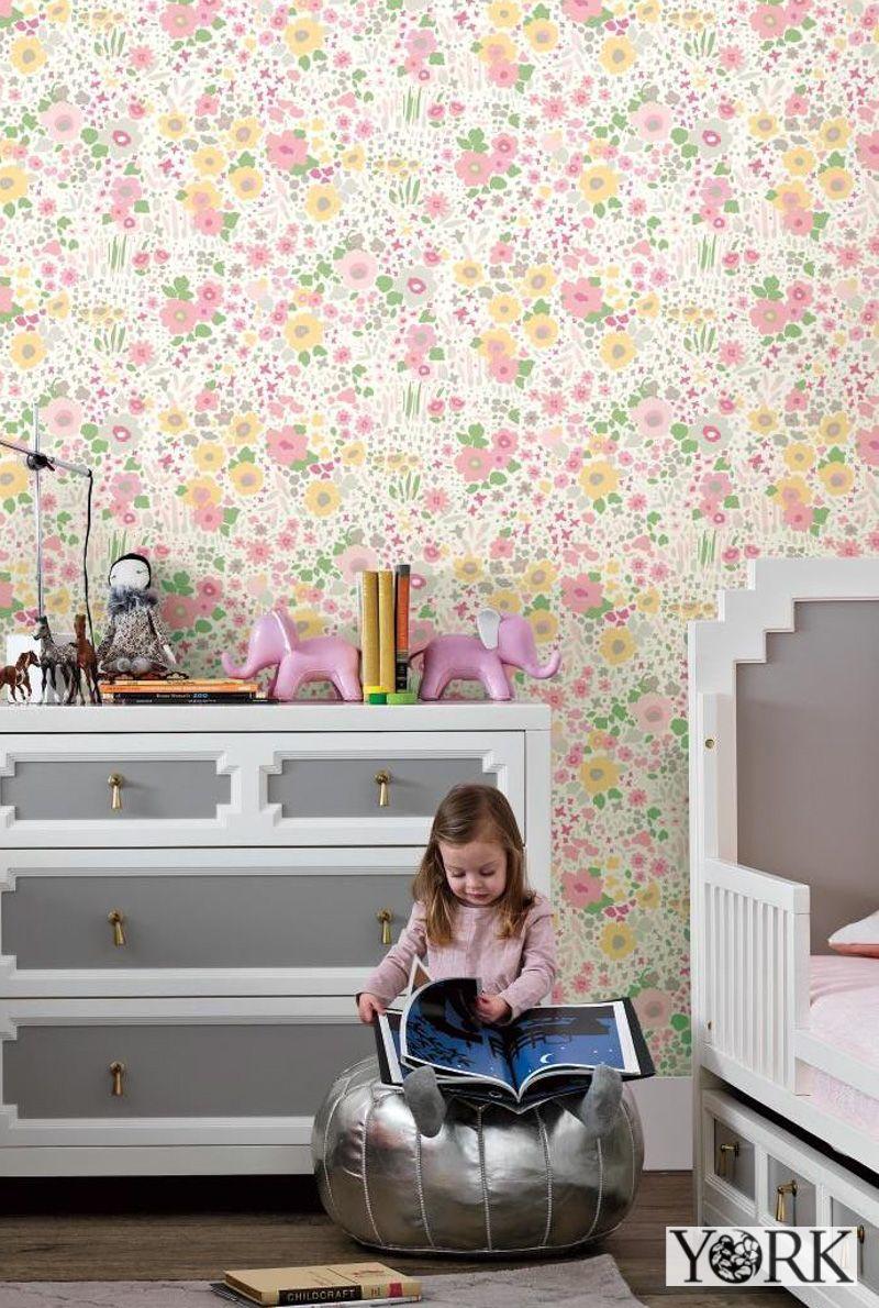 輸入壁紙 Dwell Studio Baby Kids Dw2380 アメリカyork社のかわいい