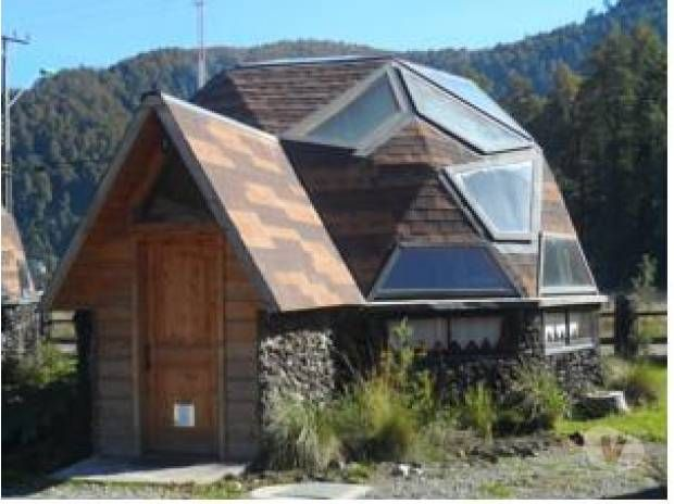 Fotos de casas domo arquiteturas in 2019 arquitetura - Casas geodesicas ...