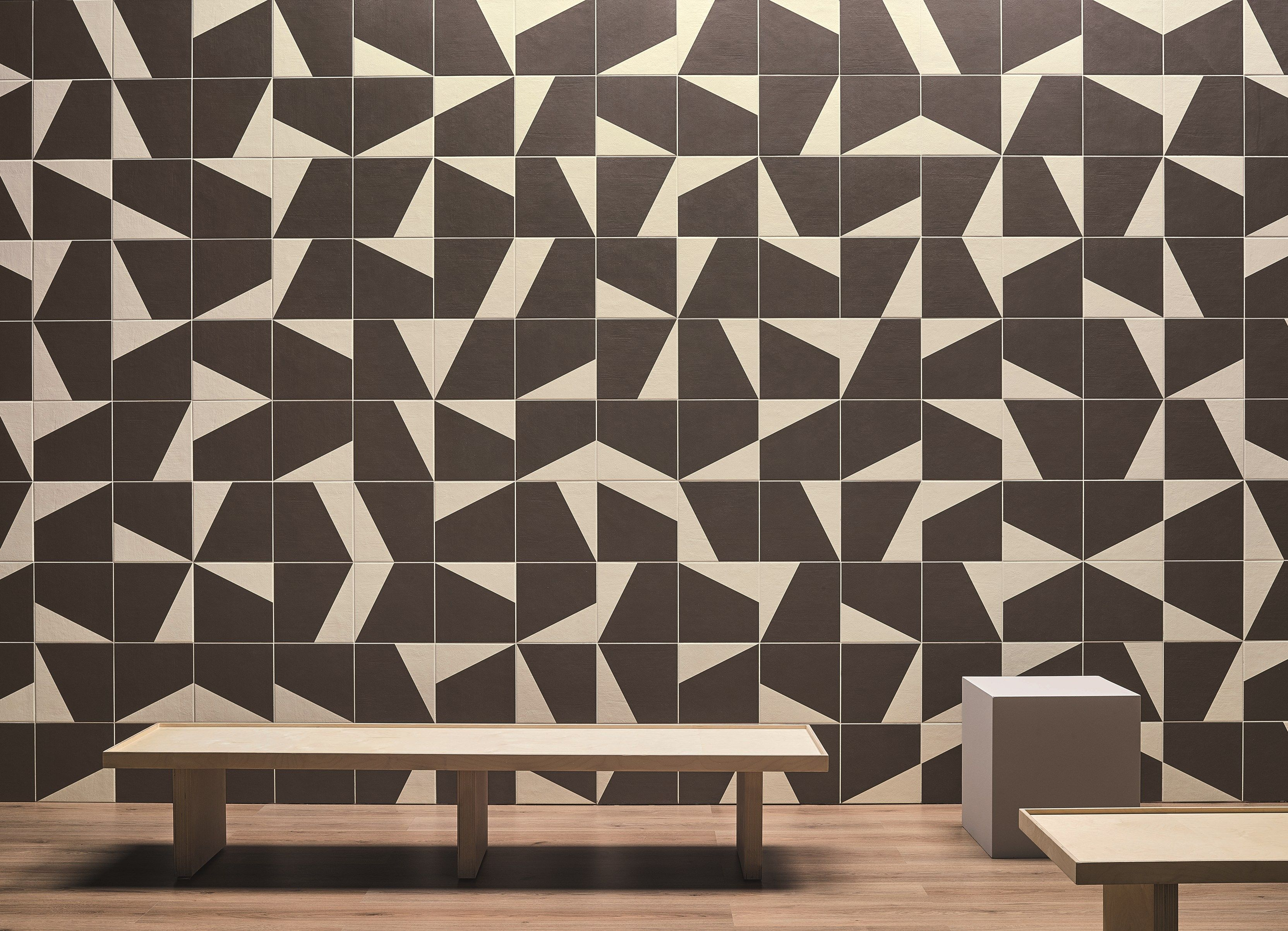 Glazed Stoneware Wallfloor Tiles Puzzle Puzzle Collection By Mutina Design