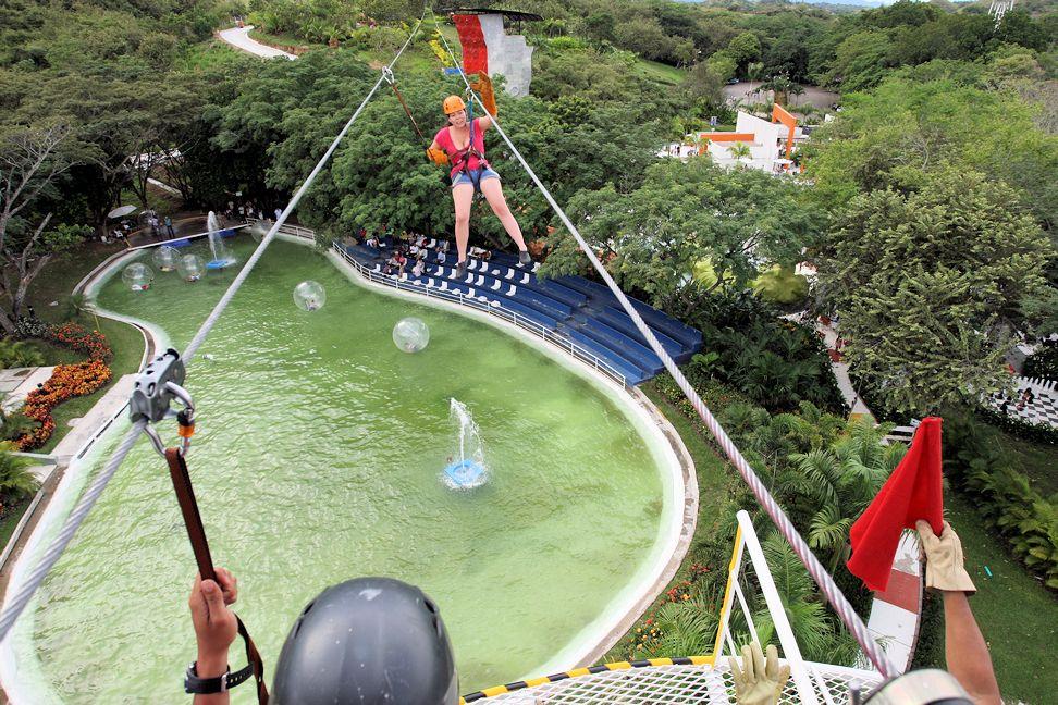 Parque Extremo Comfamiliar en la ciudad de Neiva, Huila, Colombia