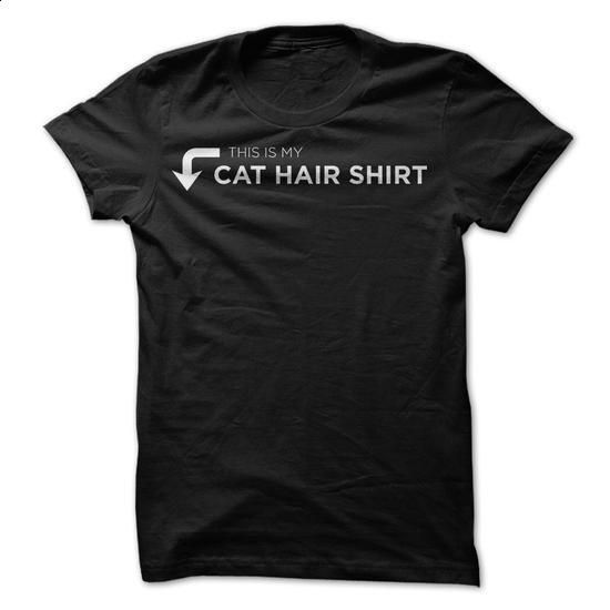 Cat Hair Shirt - #tshirt tank #tshirt jeans. ORDER HERE => https://www.sunfrog.com/Pets/Cat-Hair-Shirt.html?68278