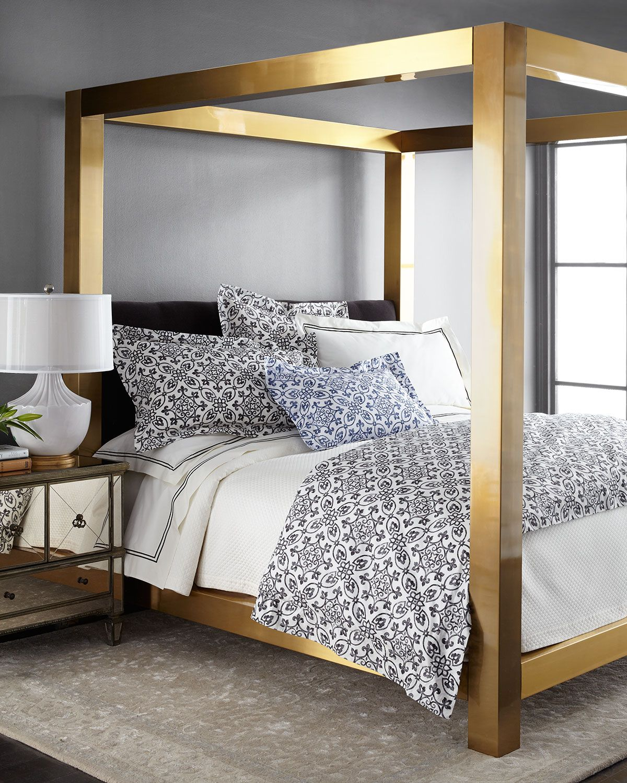 chrome canopy bed king on bernhardt gilded pressley king bed luxury king bed bed linens luxury gold bedroom bernhardt gilded pressley king bed