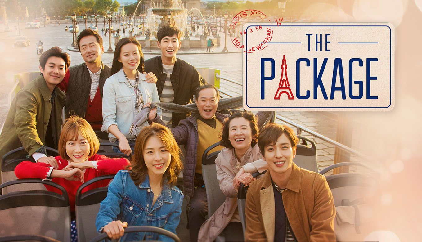 The Package Watch Full Episodes Free On Voyage Organise Actrice Vieillir