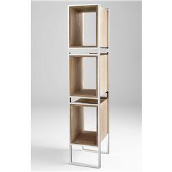 Pueblo Book Shelf By Cyan Design