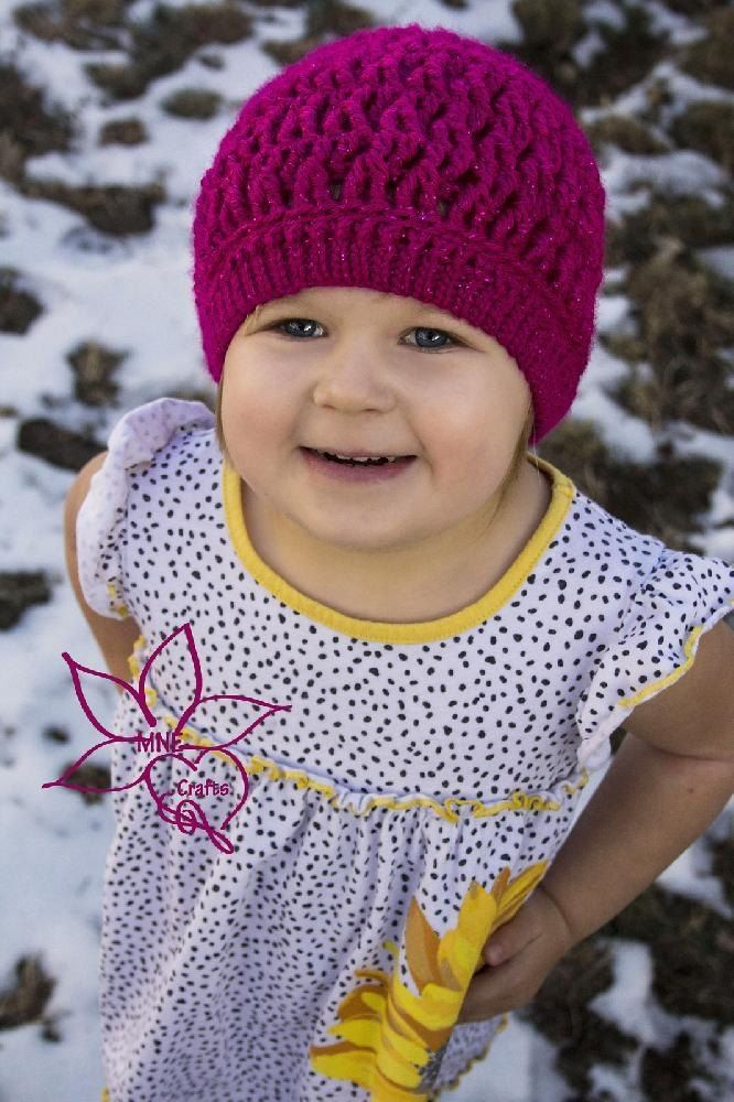 Pin On Crocheted Hat Patterns