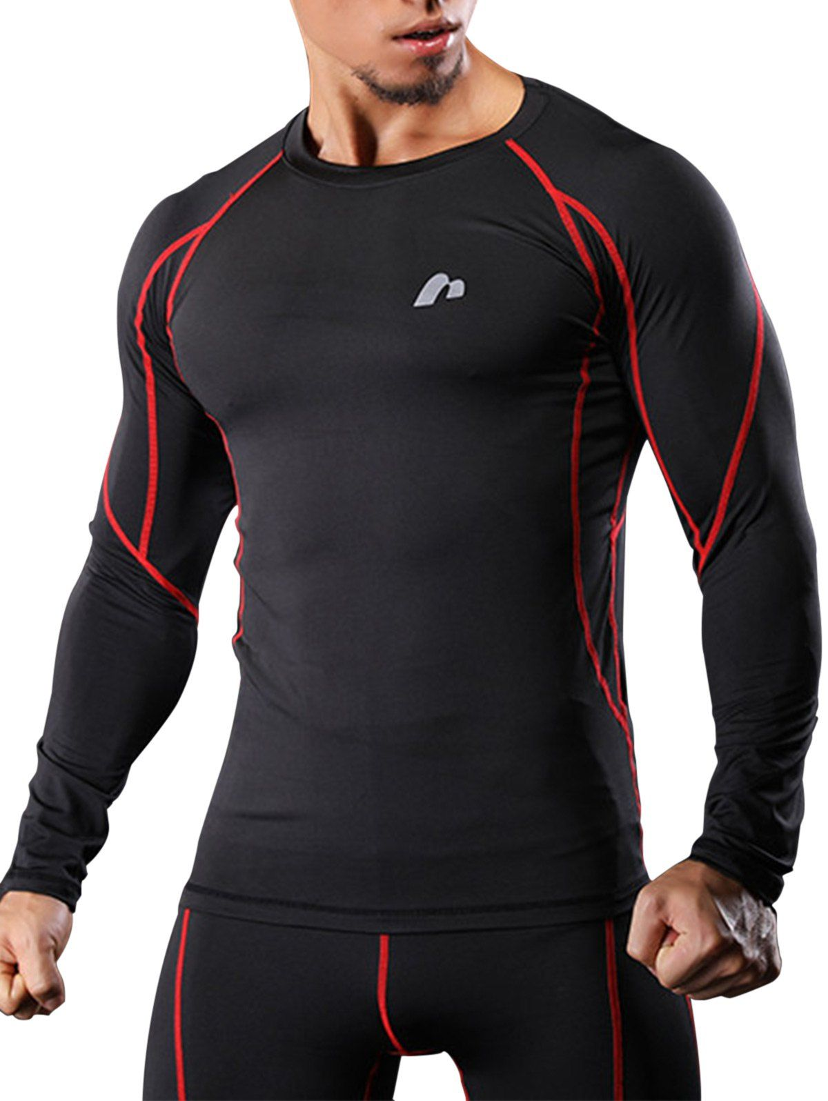 273b83e89 Cheap on Sale only 29$,buy Quick Dry Stretchy Sports Gym T-shirt in online  worldwide Store.Wide selection of Activewear.All time on Sale!