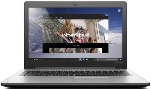 Ноутбук Lenovo IdeaPad 310-15ISK 15.6 1366x768 Intel Core i3-6100U 500Gb + 128 Ssd 4Gb Intel Hd Graphics 520 серебристый Windows 10 Home 80SM00D6RK