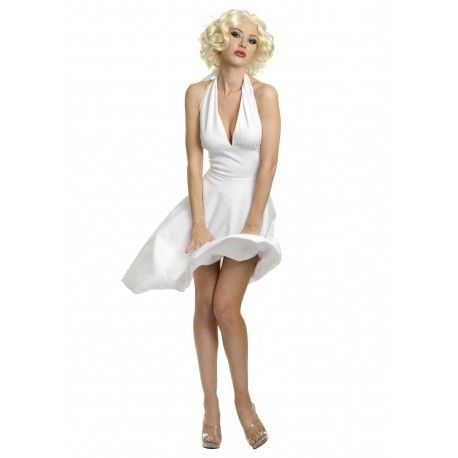Pin by Mis Disfraces on Disfraces sexy Pinterest - marilyn monroe halloween costume ideas