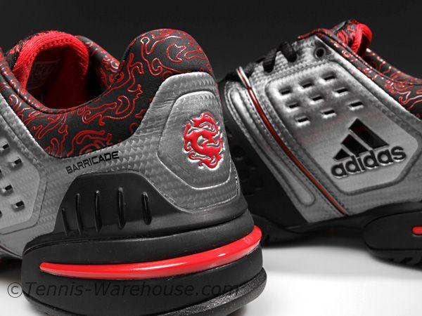 the best attitude 223cf 260c7 adidas Barricade 6.0 Dragon Edition Men s Shoe.  89.95 Adidas Barricade, Tennis  Warehouse, Air