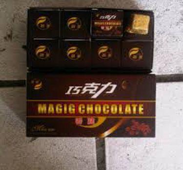 magic chocolate coklat perangsang wanita dan pria obat