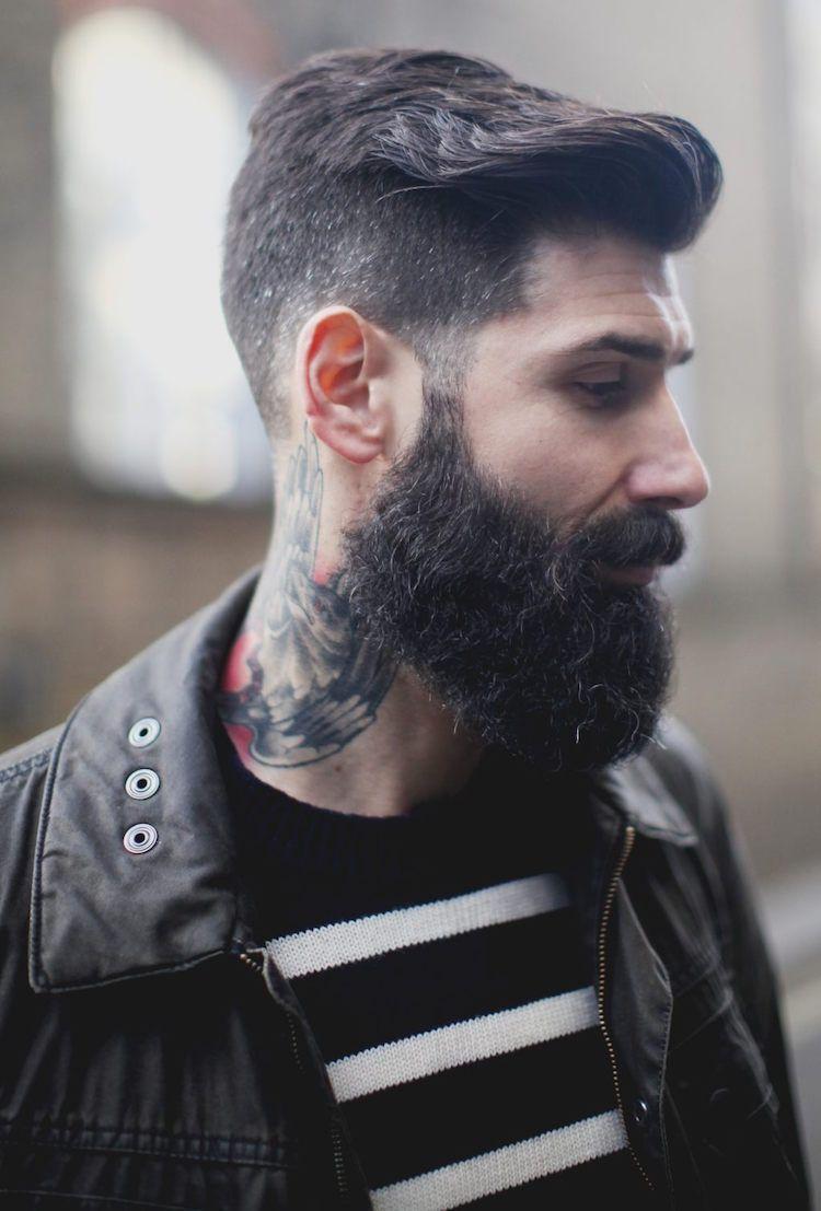 quel style de barbe choisir et quelle coupe de cheveux l accorder les styles qui vont. Black Bedroom Furniture Sets. Home Design Ideas