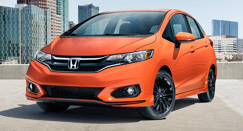 2018 Honda Fit Debuts With New Face And Features