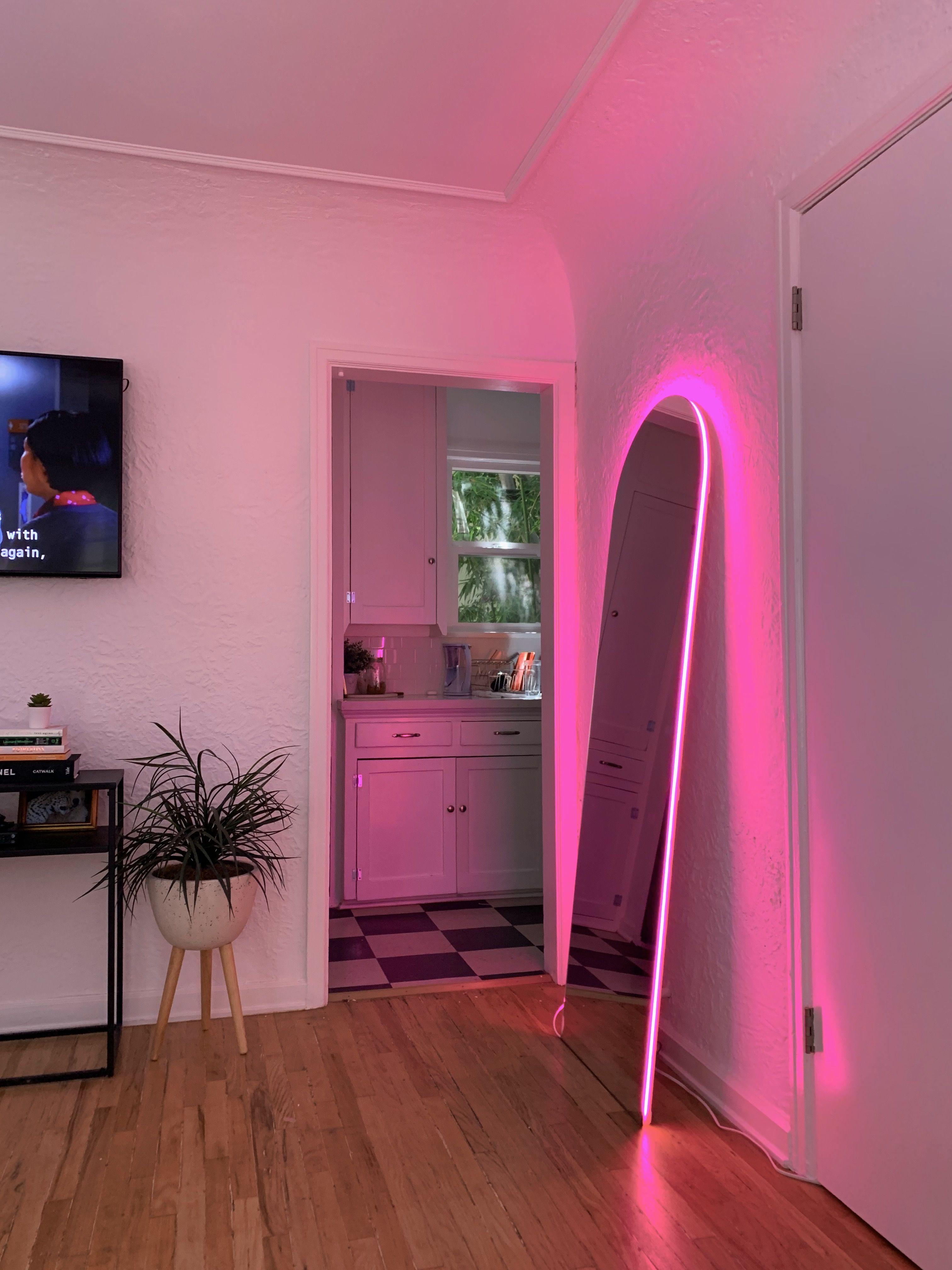 My Living Room In 2020 Aesthetic Room Decor Room Ideas Bedroom Boho Living Room #neon #lights #for #living #room
