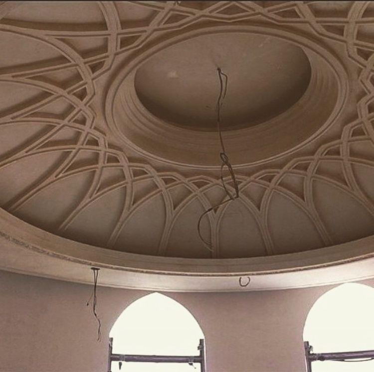 False Ceiling Ideas, False Ceiling Design, Dome Ceiling, Ceiling Decor,  Plasterboard, House Decorations, Roof Design, Ceiling Medallions, Bedroom  Designs