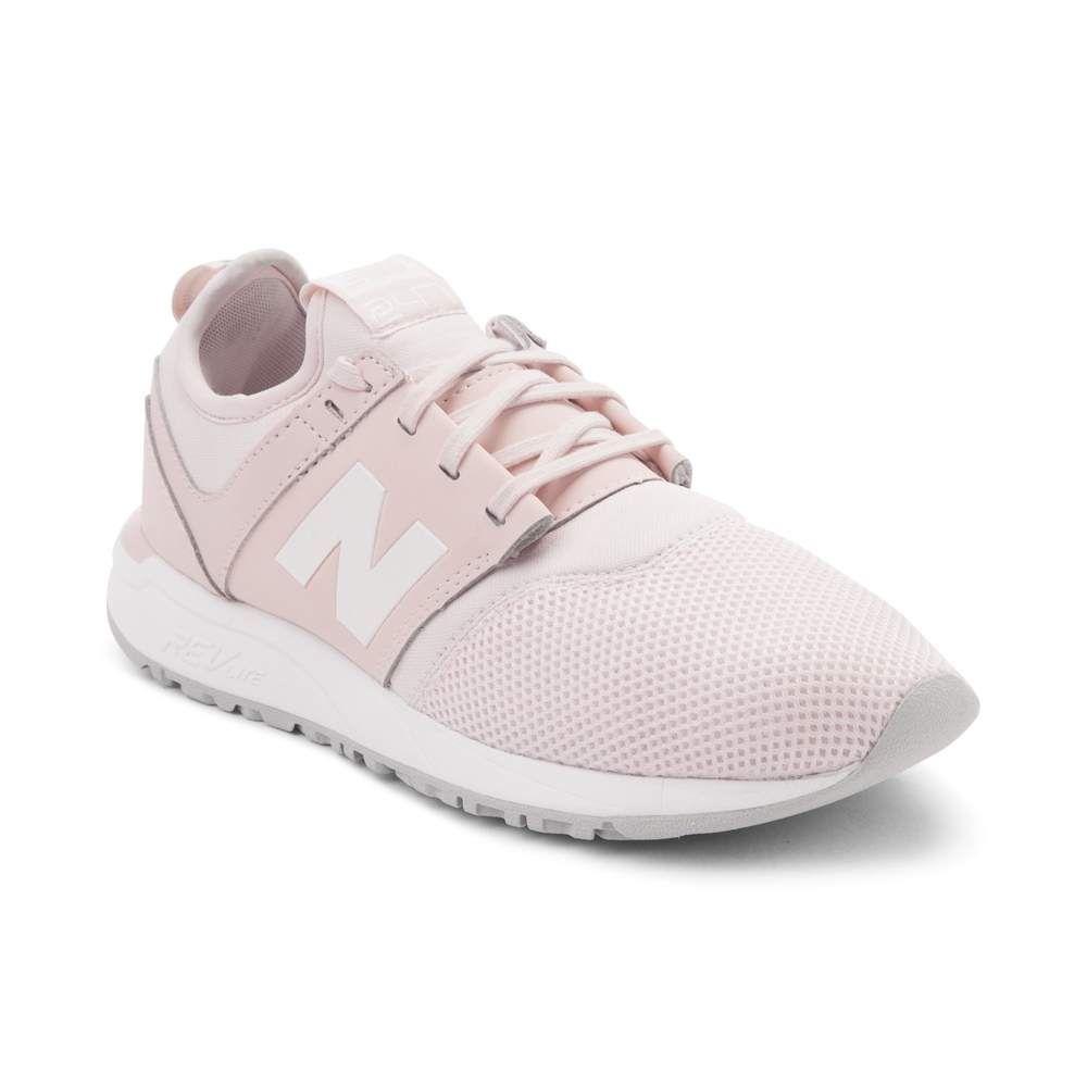 Chaussures New Balance 247 roses femme Ah8mNXh